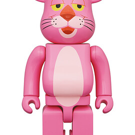MEDICOM TOY - BE@RBRICK PINK PANTHER 1000%