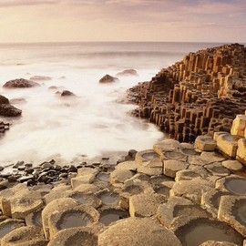 Antrim, Northern Ireland - 'Giant's Causeway'