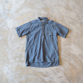 Engineered Garments - popover shirts (chambrey)