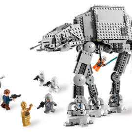 LEGO - #8129 STAR WARS || AT-AT Walker?
