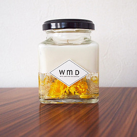 WIFE MOTHER DAUGHTER - soy jell botanical candle_79