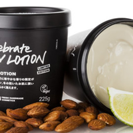 LUSH - LUSH Celeblate BODY LOTION -LIMITED EDITION-