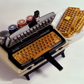 Chris Dimino - Typewriters - Waffle Iron