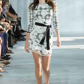 DIANE von FURSTENBERG - Spring 2015 Ready-to-Wear Diane von Furstenberg Model Kendall Jenner (The Society)