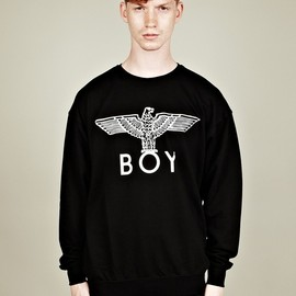 BOY LONDON - BOY LONDON BOY EAGLE SWEATSHIRT