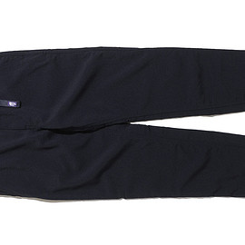 THE NORTH FACE PURPLE LABEL - Polyester Tropical Field Pants-N