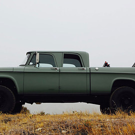 DODGE - ICON POWER WAGON 1964