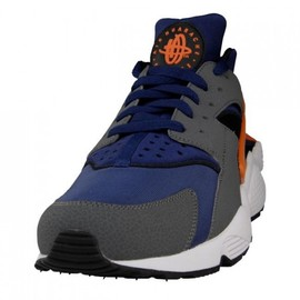 Nike - Air Huarache - Brave Blue/Urban Orange/Cool Grey