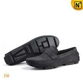 CWMALLS - Leather Penny Loafers for Men CW740301