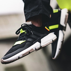 adidas - POD S3.1 - Core Black/Yellow/Footwear White