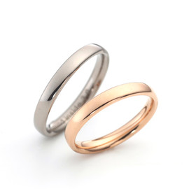 NIESSING - Wedding Ring System - red gold