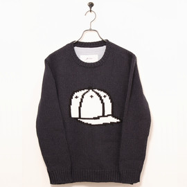 JULIEN DAVID - knit (navy)