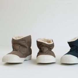 BENSIMON, ベンシモン - Lowboots Fouree Enfant