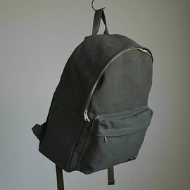 COMME des GARCONS HOMME - Cotton Canvas Large Back Pack #khaki