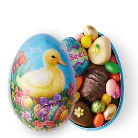 See's Candies - Easter Treasure Egg