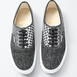 UNITED ARROWS, Harris Tweed, VANS - authentic