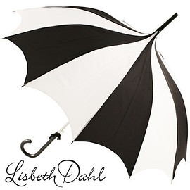 Lisbeth Dahl - stripe Black&White