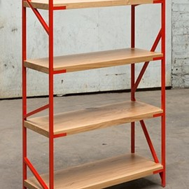 zakrose - 3 axis shelving