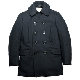 RRL - 1930s STYLE 10BUTTON WOOL PEACOAT