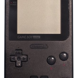 NINTENDO - GAME BOY pocket - Black