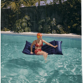 Cindy Sherman - ビーチタオル WOW Project (Works on Whatever)