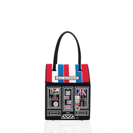 LULU GUINNESS - Souvenir Shop Bag