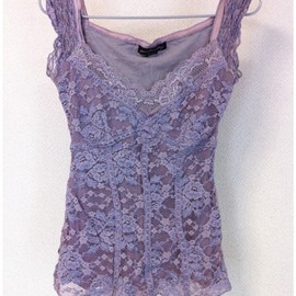 the virgin mary - lavender camisole