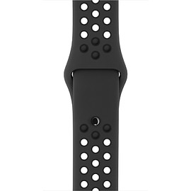 Apple, NIKE - Anthracite/Black Nike Sport Band