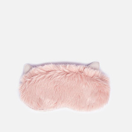 OYSHO - Furry kitten eye mask