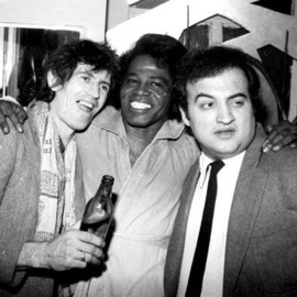 Keith Richards, James Brown, John Belushi - http://www.viceland.com/blogs/en/files/2011/03/keith-richards-james-brown-and-john-belushi.jpg