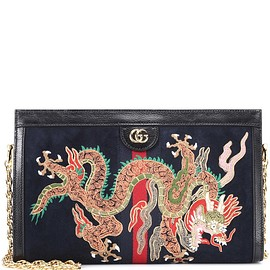 GUCCI - Ophidia Medium embroidered shoulder bag
