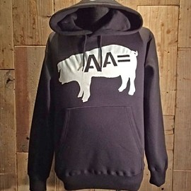 AA= - ALL ANIMALS ARE EQUAL PIG PARKA