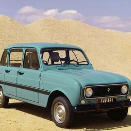Renault - 4 Safari