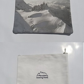 ARTS&SCIENCE - Mountains Seeing Itself 3set Pouch
