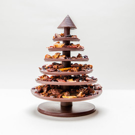 Le Chocolat Alain Ducasse - The Christmas tree