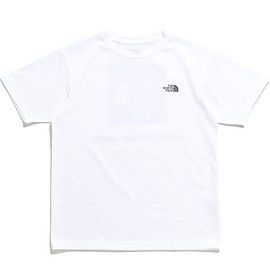 THE NORTH FACE - S/S Square Logo Tee-W