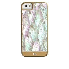 Case-Mate - Case-Mate iPhone 5s/5 Crafted Case Pearl