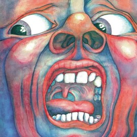 king crimson - In the Court of the Crimson King: 40th Anniversary Series