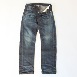 visvim - FLUXUS DENIM NON-WASHED
