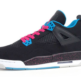 NIKE - GIRLS AIR JORDAN IV RETRO (GS) 「LIMITED EDITION for NONFUTURE」
