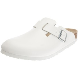 Birkenstock - Boston White