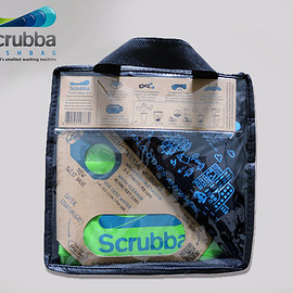 Scrubba - Scrubba washbag Wash and Dry Kit