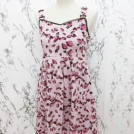 MILK - Milk dress strawberry pink