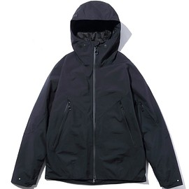 GOLDWIN - Insulation Mountain Jacket - Black