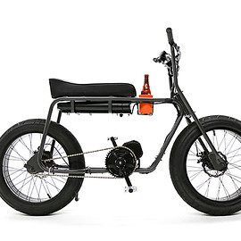LITHIUM CYCLES - super 73 e-bike