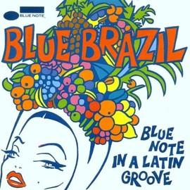 Various Artists  - Blue Brazil