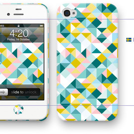 LAB.C +D PROJECT - +D Project Case for iPhone 4/4s