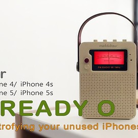K Tech - i Ready O - Retrofying your unused iPhones