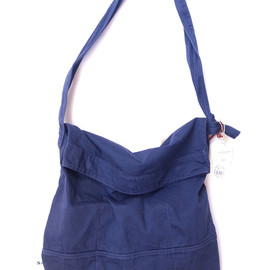 W.Z.SAC - Flap Shoulder Bag GLOSTER SERIES 2 NAVY