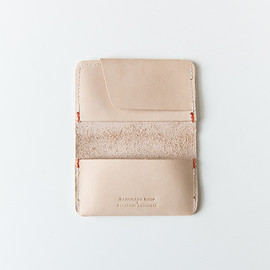 Kanorado Shop - LEATHER CARD CASE
